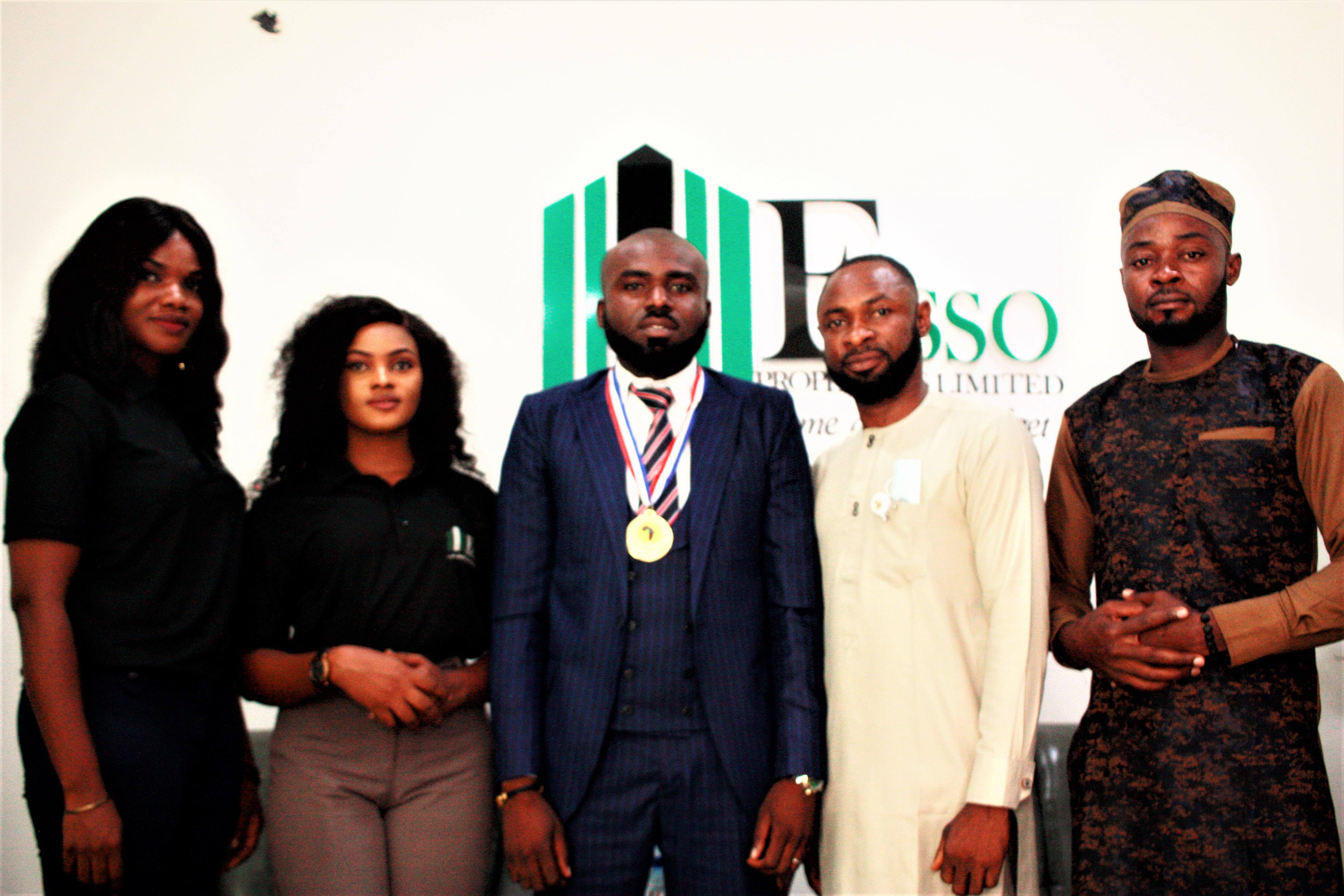 Real Estate Rising Star Ezenagu, inducted into LEADS Africa Hall of Fame lindaikejisblog1