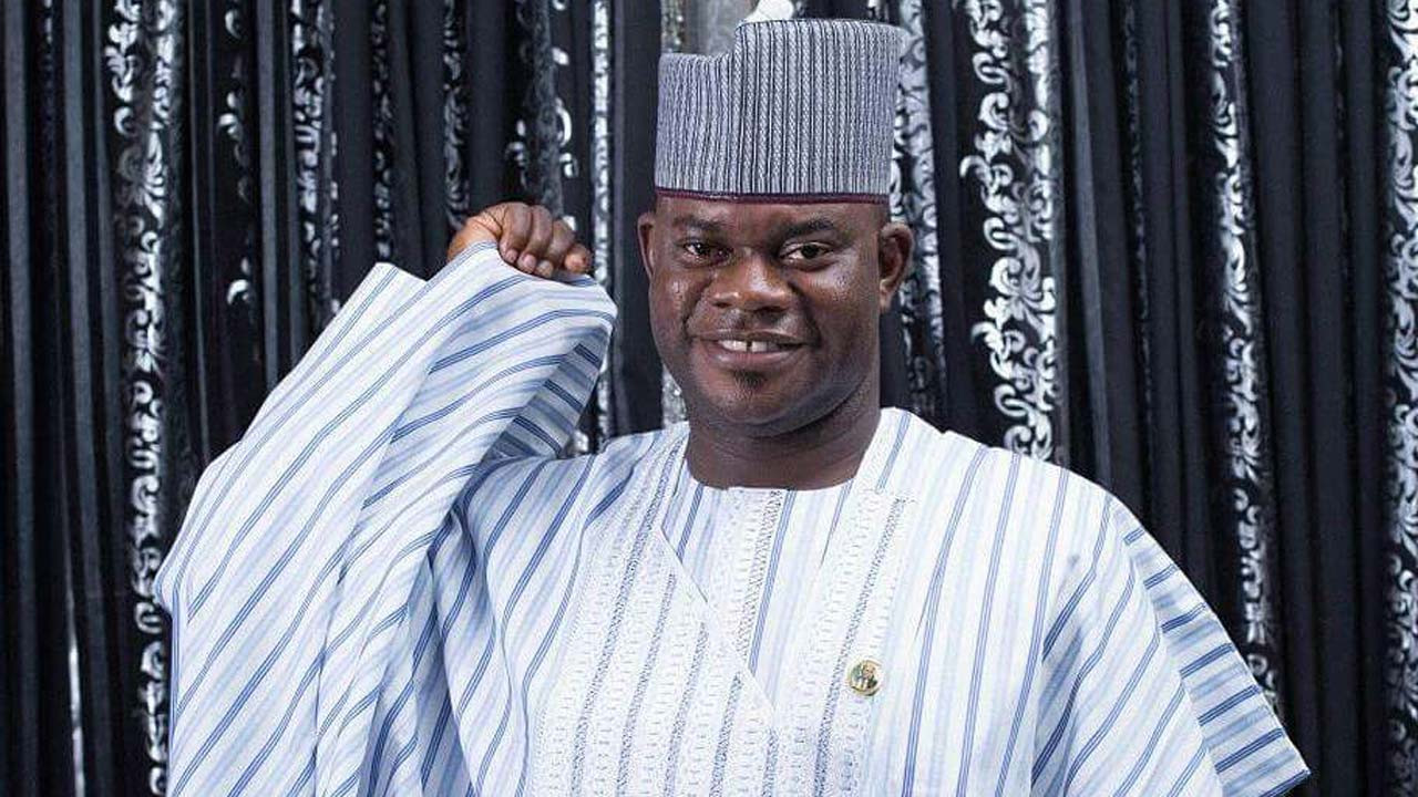 Appeal court dismisses lawsuit challenging Yahaya Bello's candidacy