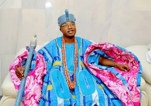 Any COVID-19 patient that enters Iwo community will be automatically healed - Oluwo of Iwo brags