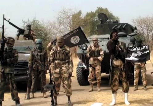 Soldiers battle Boko Haram to regain seized military base in Borno
