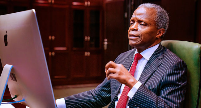 FG's goal of lifting 20m Nigerians out of poverty is now within reach - Osinbajo