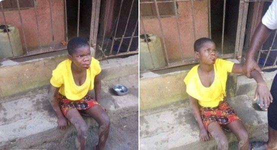 Little girl jumped down two-storey building to evade punishment in Abia - NSCDC