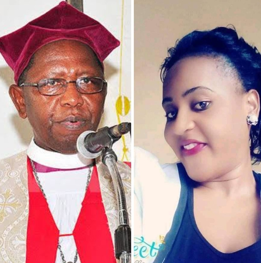 Retired Archbishop of Church of Uganda suspended over affair with a married woman