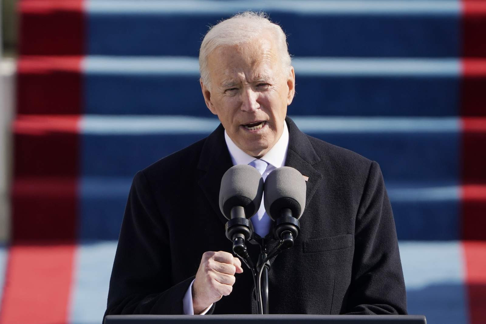 """If you're ever working with me and I hear you treating another colleague with disrespect, I will fire you on the spot"" - President Biden warns his incoming presidential appointees (video)"