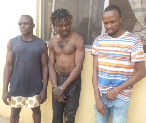 Three men arrested for beating 23-year-old to death over alleged phone theft in Ogun