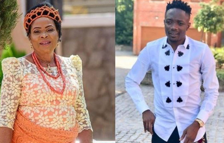 Ahmed Musa's pens down tribute to his mother two years after her death lindaikejisblog