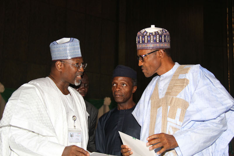 Buharis government is disappointing many Nigerian politicians are selfish greedy and reckless - Former INEC Chairman Attahiru Jega
