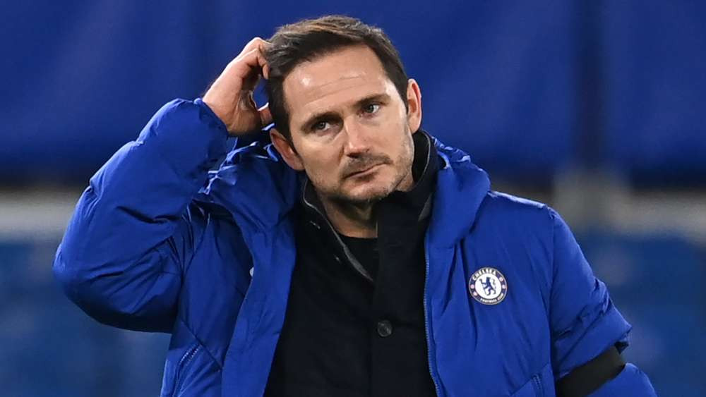 Frank Lampard breaks silence to deliver first words since he was sacked by Chelsea
