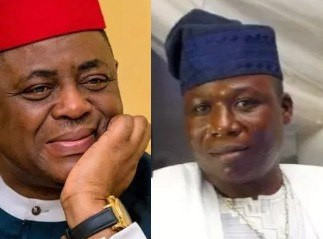 Burning Sunday Igboho's house at 3am only proves that you are nothing but cowards and that you are running scared - Femi Fani-Kayode