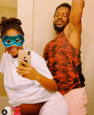 Simi professes love to her husband, Adekunle Gold, as he turns a year older
