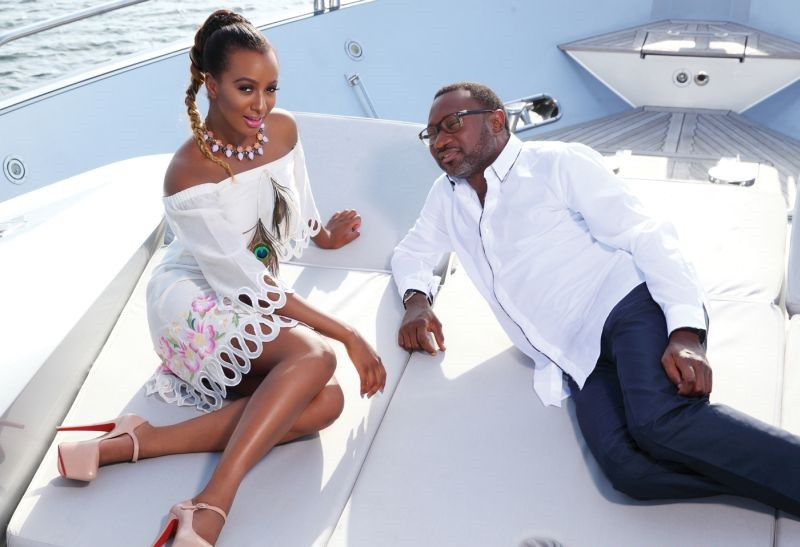 My father, Femi Otedola always reminds me that when you die you cannot take your money with you - DJ Cuppy