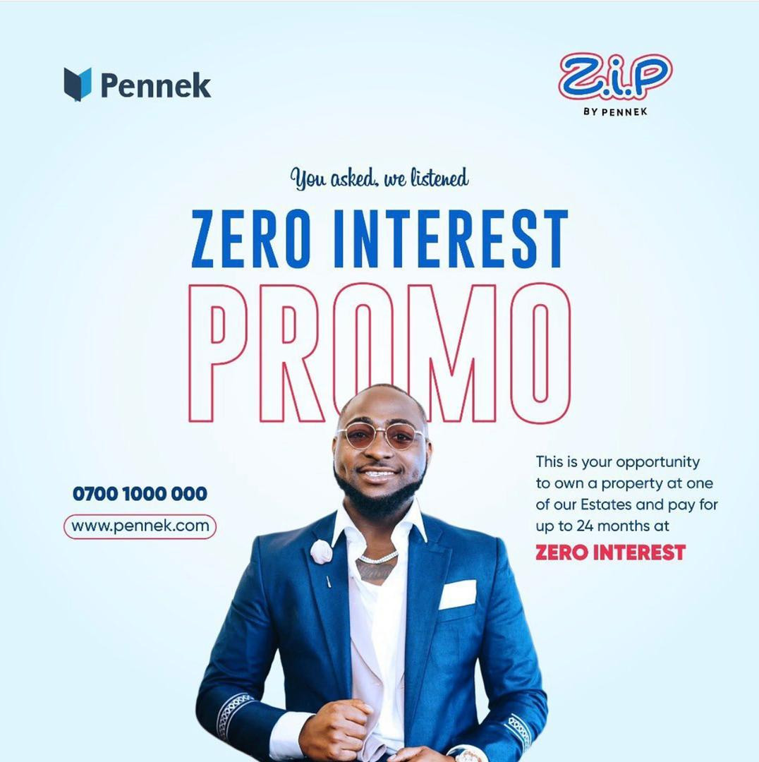 Buy Your Duplex at Zero Interest in Lekki