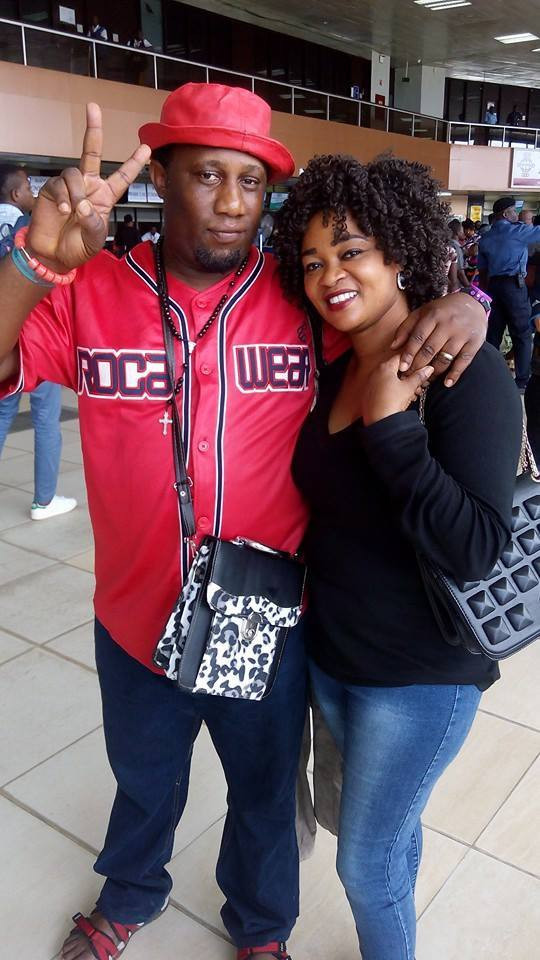 """Actor Ernest Asuzu's widow, Jennifer speaks up against those writing """"rubbish"""" about her late husband online (video)"""