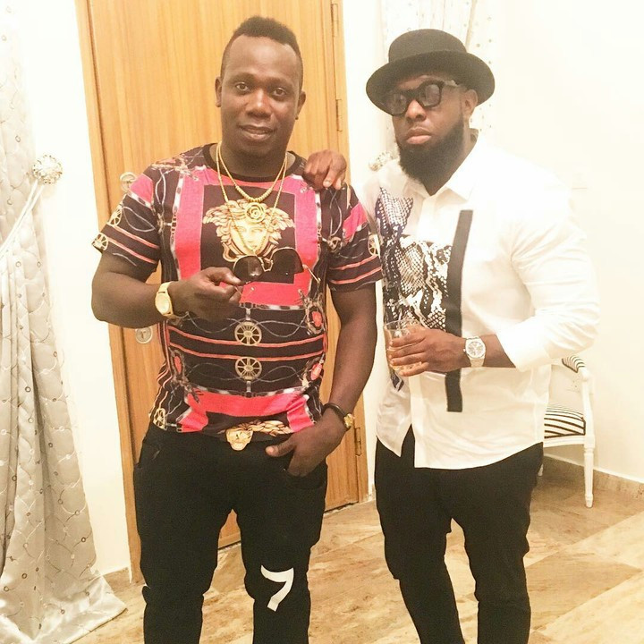 Don't compare me to any rubbish again - Timaya reacts after being compared to Duncan Mighty