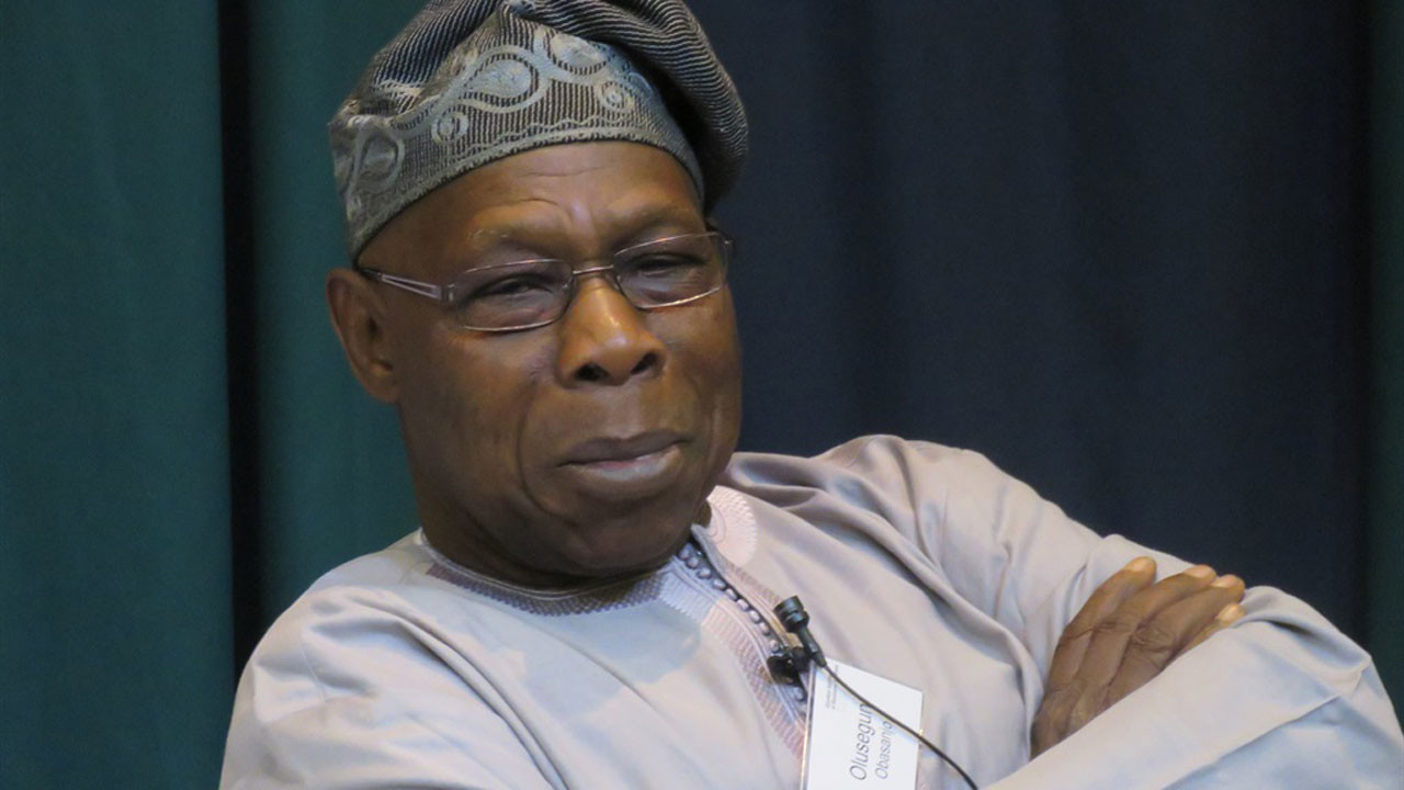 My generation did a lot wrong. Make it uncomfortable for old leaders to remain in government - Obasanjo tells Nigerian youths