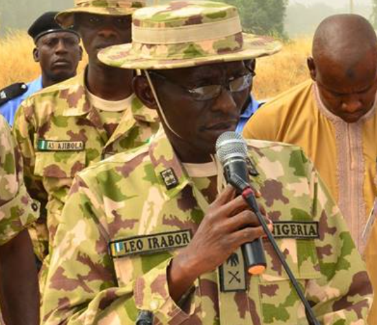 Military dismisses report that some Chibok girls were rescued from Boko Haram captivity
