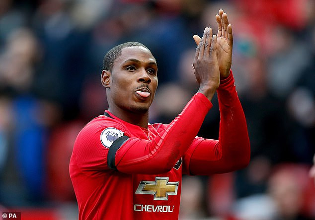 Odion Ighalo 'agrees' to join Saudi Arabian club Al-Shabab from Shanghai Shenhua after loan spell at Manchester United
