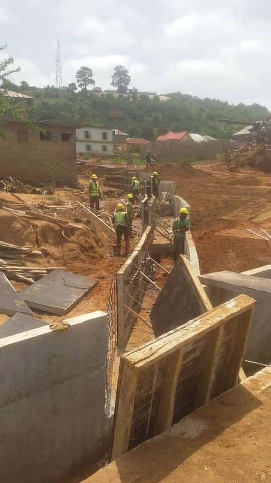 Yahaya Bello Projects in Kogi