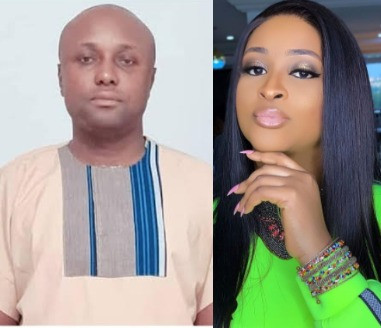 ''When will Edo people have sense?''- Etinosa shades Davido's aide, Israel, after DJ Cuppy threatened to sue him over his comment about her collaboration with Zlatan