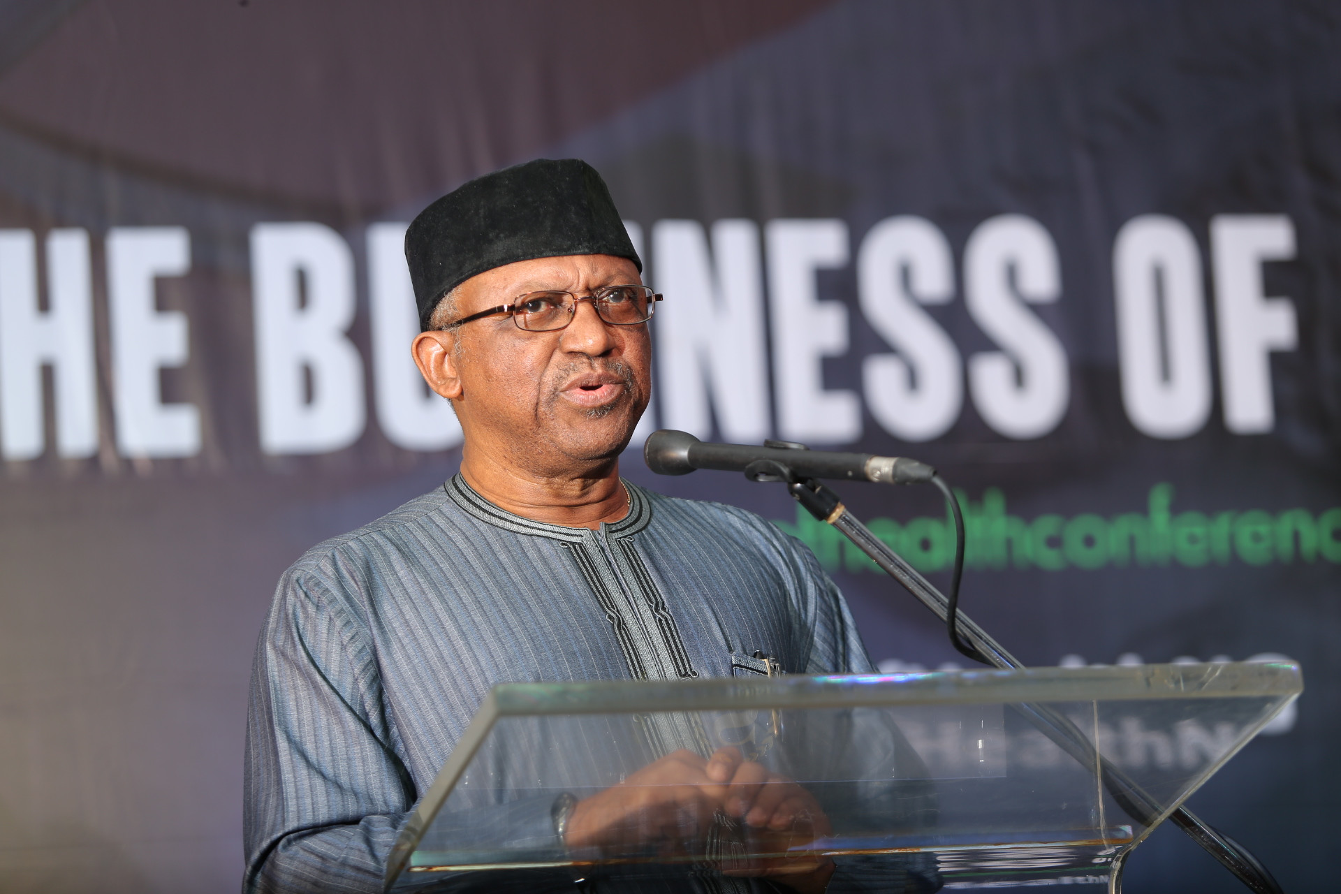 FG expecting 15 million doses of COVID-19 vaccine in February - Minister of Health, Osagie Ehanire
