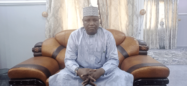 Borno Speaker counters Lai Mohammed and former CDS Gabriel Olonisakin claims on Boko Haram, says his LGA has been under Boko Haram's control for three years