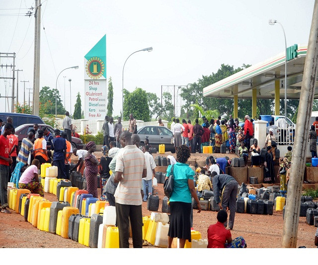 Minister of State for Petroleum Timipre Sylva expresses worry over possible fuel scarcity
