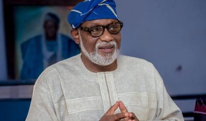 If we have the state police we may not need Amotekun, the time for state police is now - Governor Akeredolu