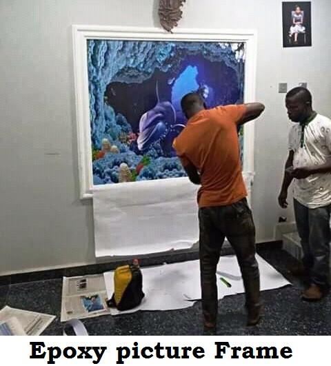 Free Training on Epoxy Business and Epoxy installations in Lagos, Enugu and Owerri lindaikejisblog3