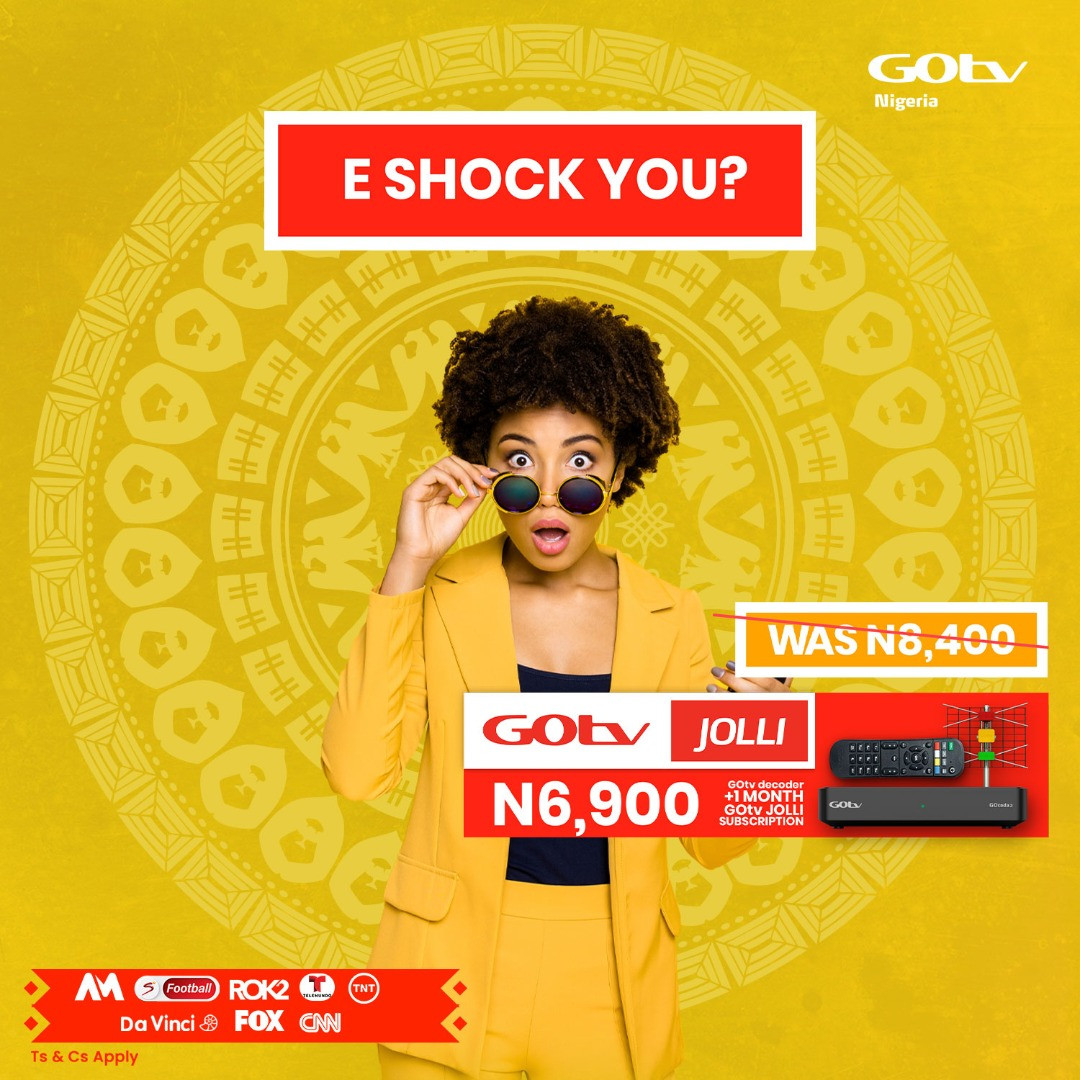 Get DStv at a New Lower Price and GOtv for Less this February!