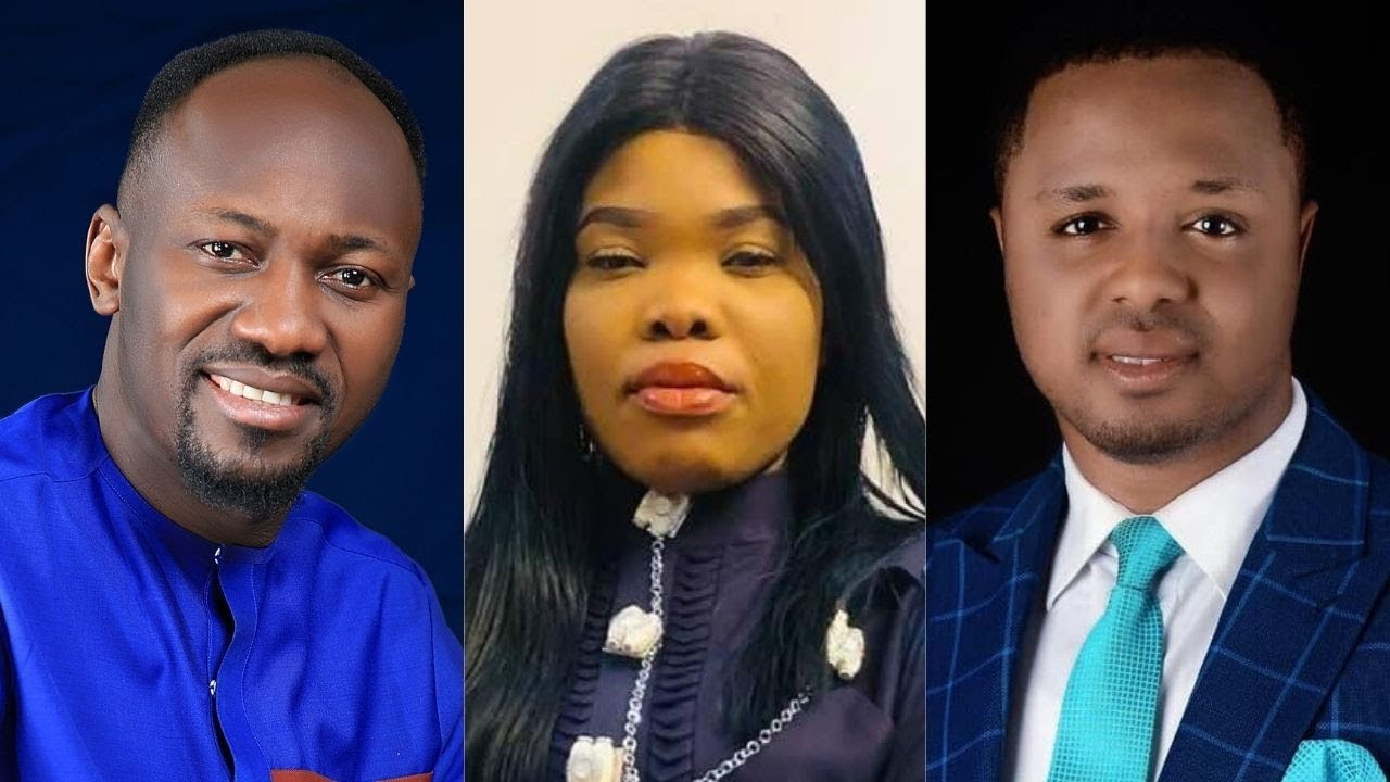 Apostle Johnson Suleman apologizes over viral audio clip in which he was heard threatening a lady