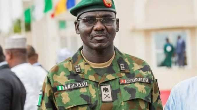 Im not a politician, so I have no word for the opposition - Buratai reacts to PDP kicking against his nomination as an Ambassador
