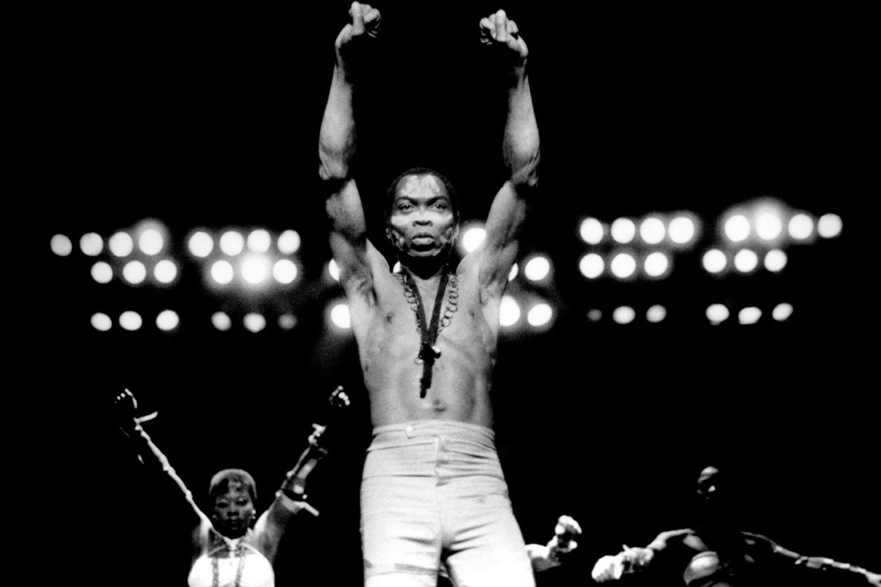 Late Afrobeat pioneer, Fela Anikulapo Kutinominated alongside Jay-Z and Mary J. Blige for 2021 Rock & Roll Hall of fame