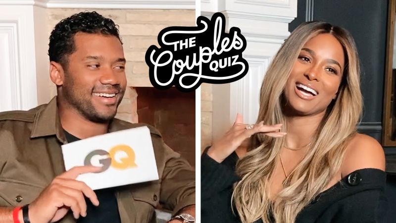 Must watch! Ciara and Russell Wilson's couples' quiz will melt your heart (video)
