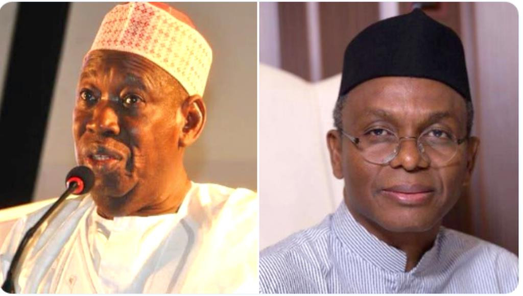 I think El-Rufai doesn't understand the issue of insecurity - Governor Ganduje