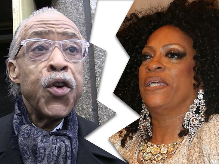 American civil rights activist, Rev. Al Sharpton files for divorce from wife after 17 years of separation