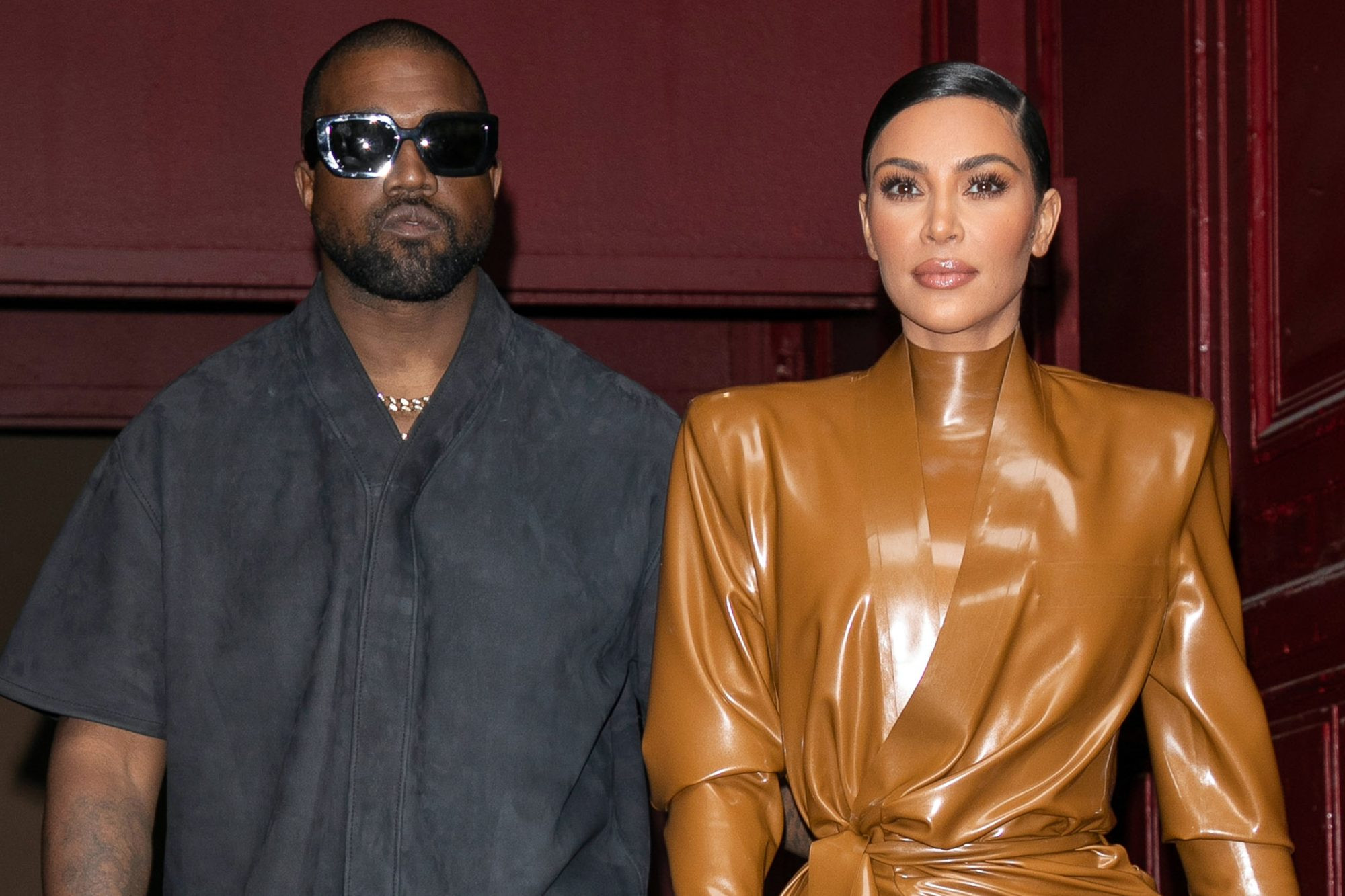 'She's not in contact with him': Kim Kardashian West is 'planning a Valentine's Day celebration without Kanye West' amid 'divorce'