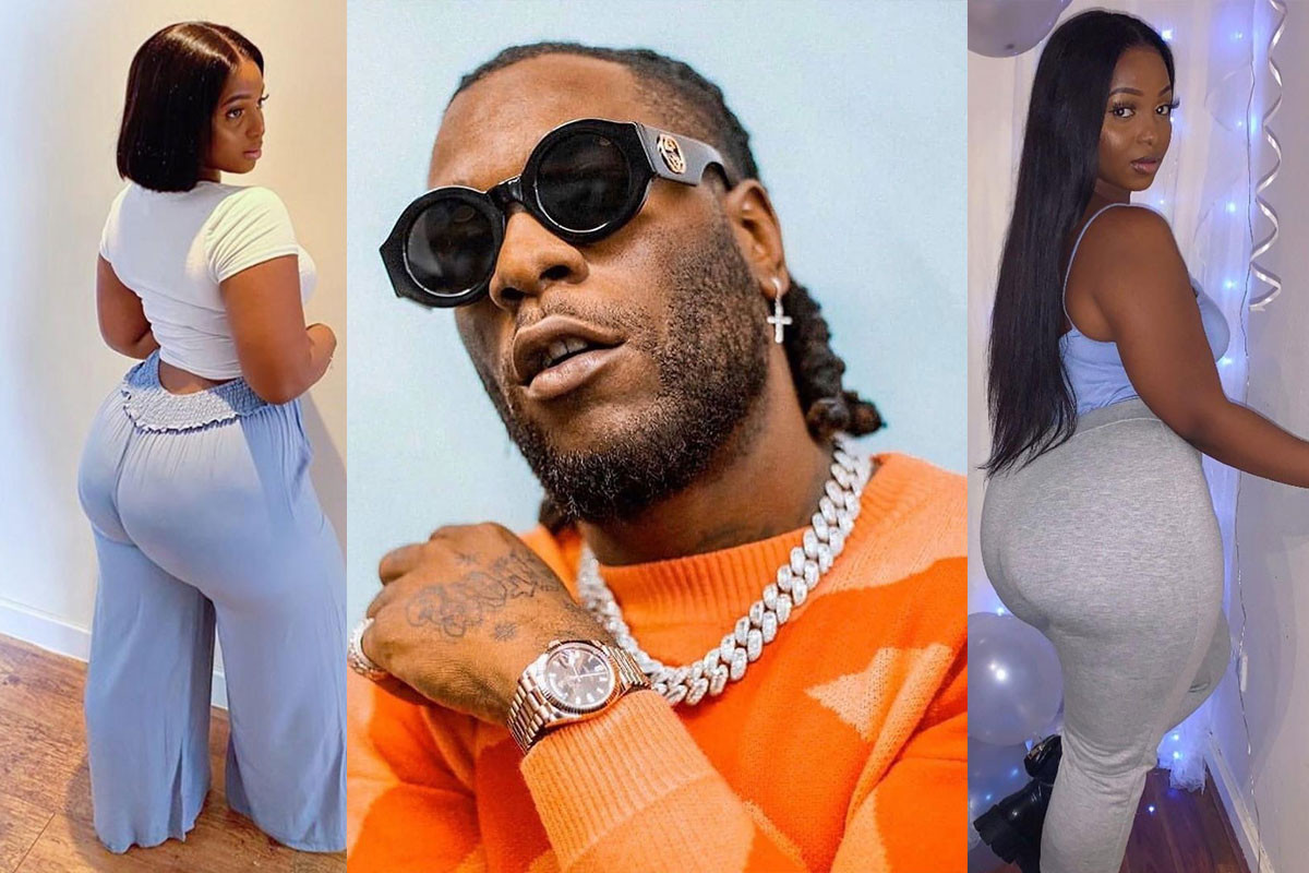 He belongs to the streets - Burna Boy's alleged ex-lover, Jopearl replies troll who told her she couldn't keep him with her body
