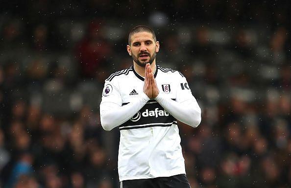 Fulham striker Aleksandar Mitrovic tests positive for Coronavirus