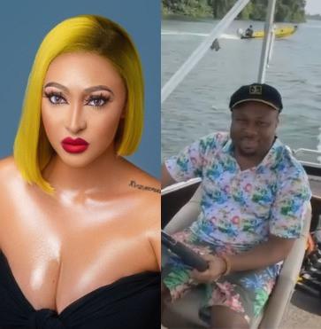 I value you- Rosy Meurer tells her husband, Olakunle Churchill (video)