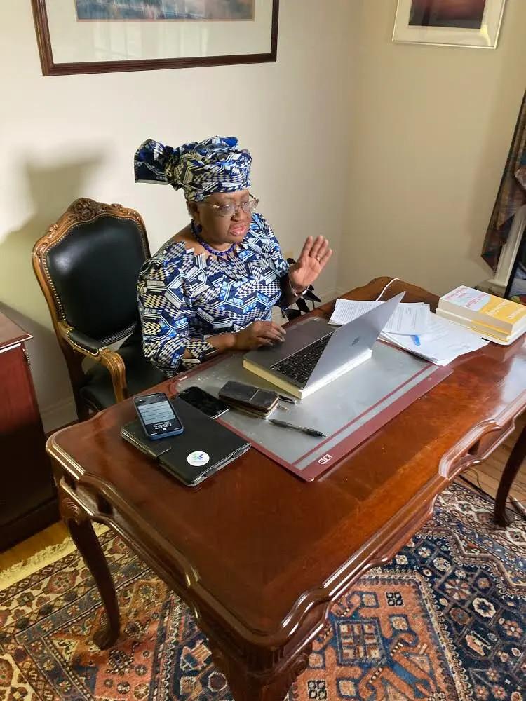 I was surprised Trump blocked my WTO job - Ngozi Okonjo Iweala