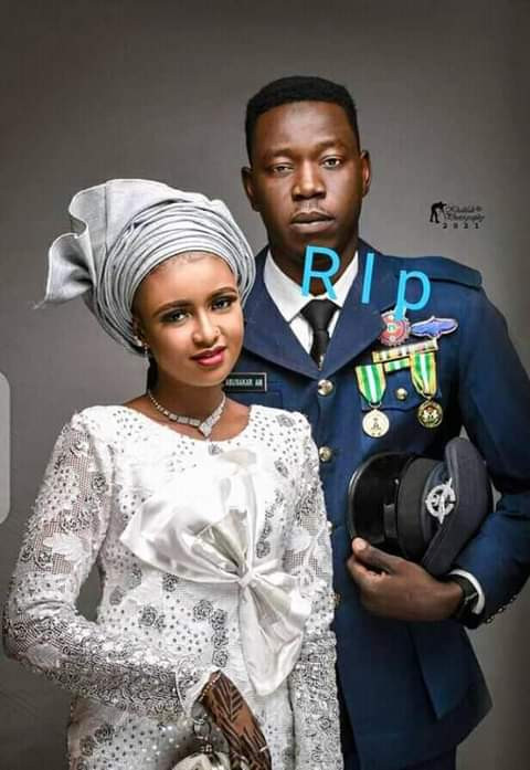 """'Insha Allah"""" - Airman prayed to return home 'in one piece' hours before he was killed by bandits in Kaduna three weeks to his wedding"""