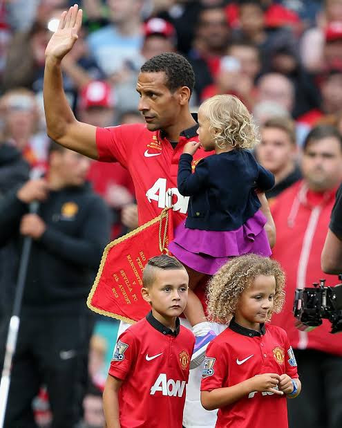 """""""For all elite sportsmen, their families play second fiddle to their careers' - Rio Ferdinand regrets sacrificing family time to be a successful footballer"""