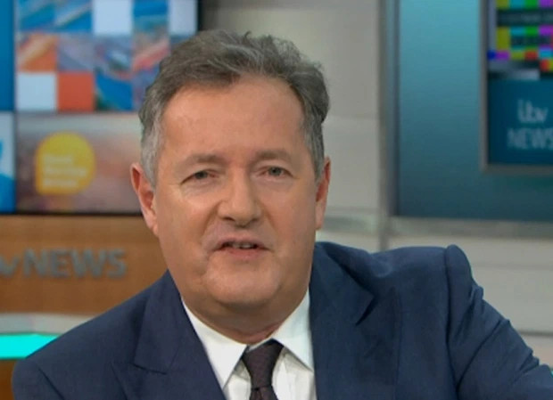 Piers Morgan goes to the police after receiving death threats