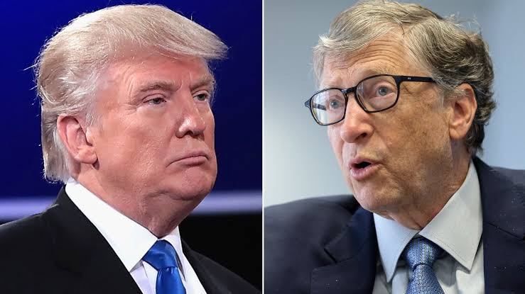 """""""They'll find a way to let him back on""""- Bill Gates says Trump should be allowed to return to social media"""