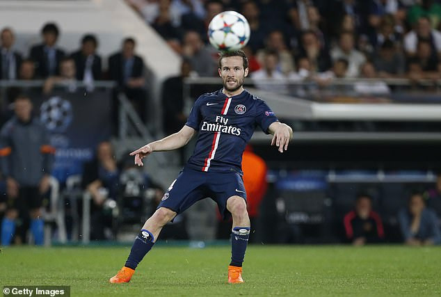 Former PSG and Newcastle midfielder, Yohan Cabaye retires from football at the age of 35 after enjoying a 17-year career