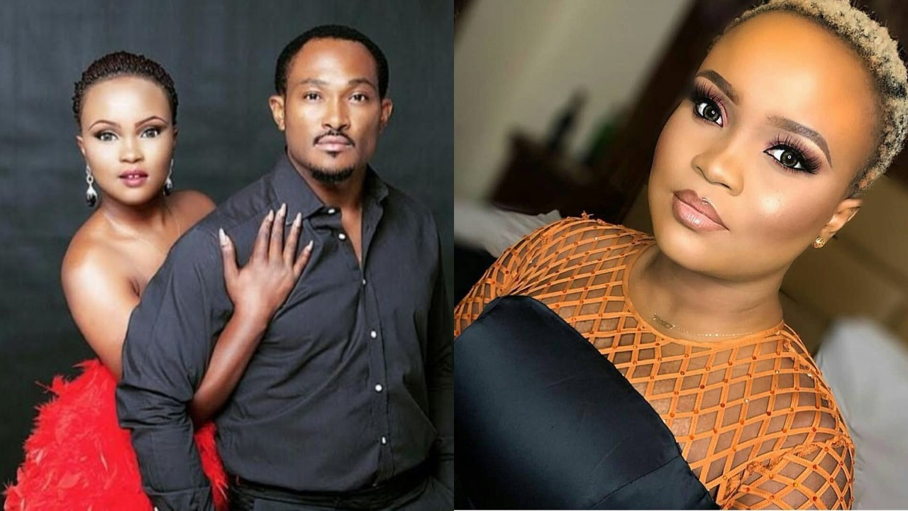 Who is that - Maureen Esisi asks when asked if she can take back ex-husband and actor, Blossom Chukwujekwu
