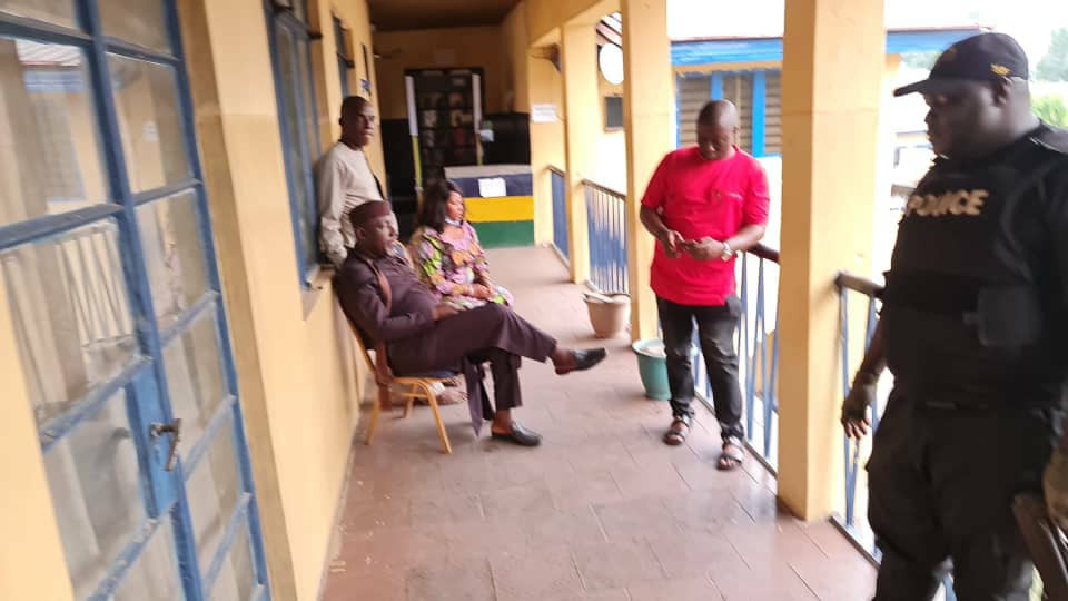 6032a56930322 Senator Okorocha arrested for unsealing hotel seized by the Imo state government (photos/Video)
