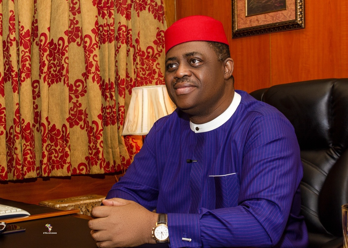 Some of us were born into wealth and have never lacked it, PDP governments persecuted me for seven years - FFK speaks on defection to APC
