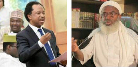 Senator Shehu Sani reacts to video of Islamic cleric, Sheikh Gumi allegedly accusing Christian soldiers of being the ones involved in criminal activities