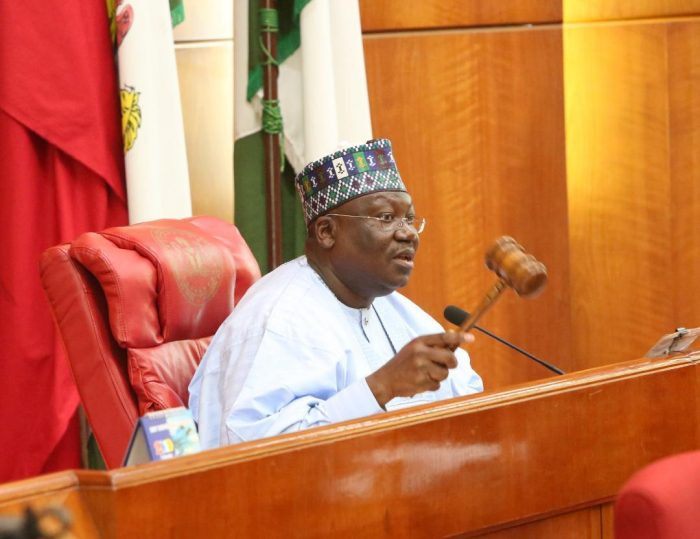 FG will restore peace and sanity in two months  Senate President Ahmad Lawan
